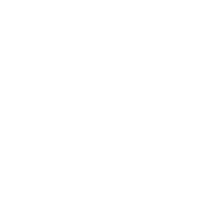 Member of the year, visit Anchorage, Alaska