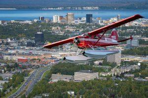 Anchorage Flightseeing Experience